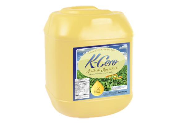 K-Cero Aceite de Soya