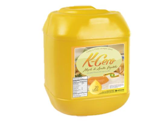 K-Cero Mezcla de Aceite Vegetal