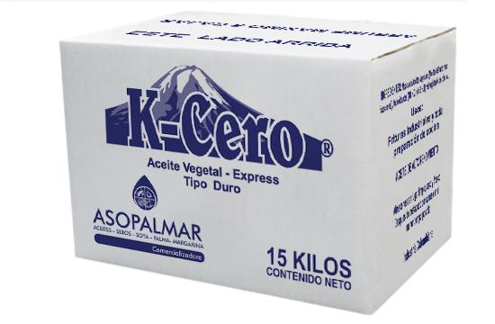 K-Cero Aceite Vegetal